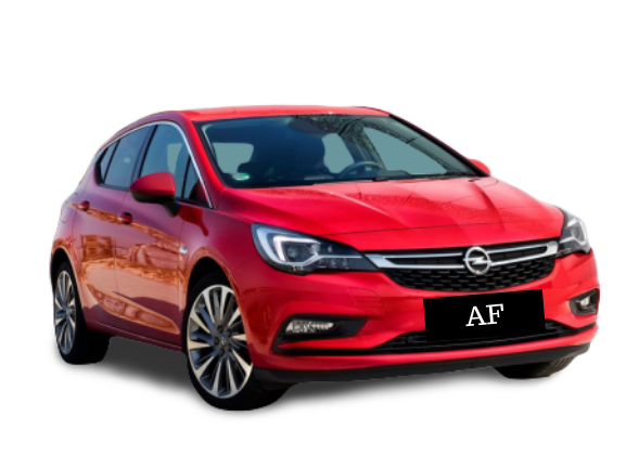 Opel Astra V Hatchback